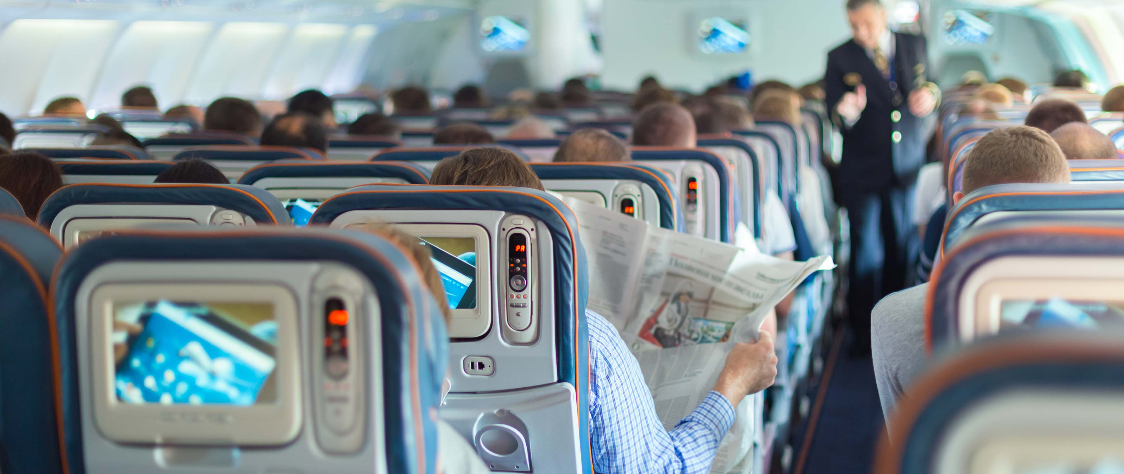 How to Survive That Long Haul Flight