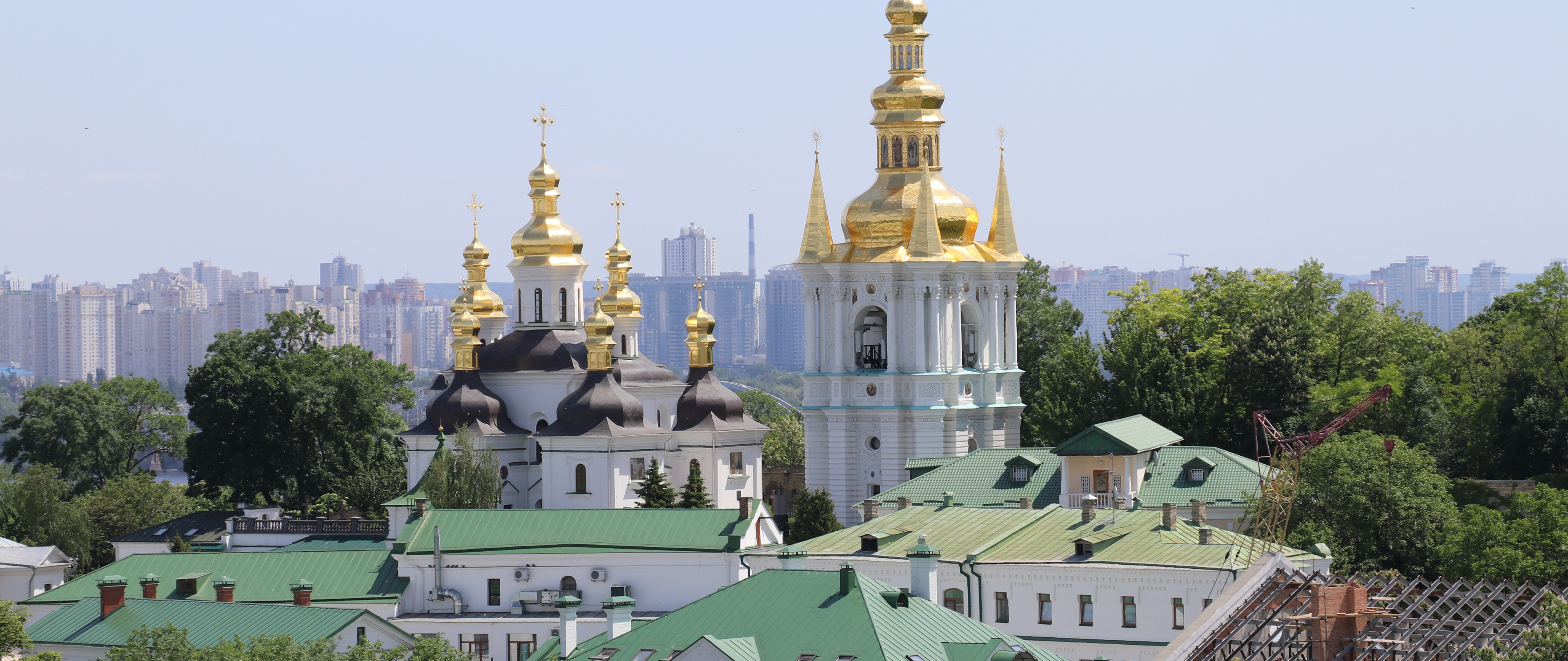 Planning on visiting Kyiv? Here's what you need to know