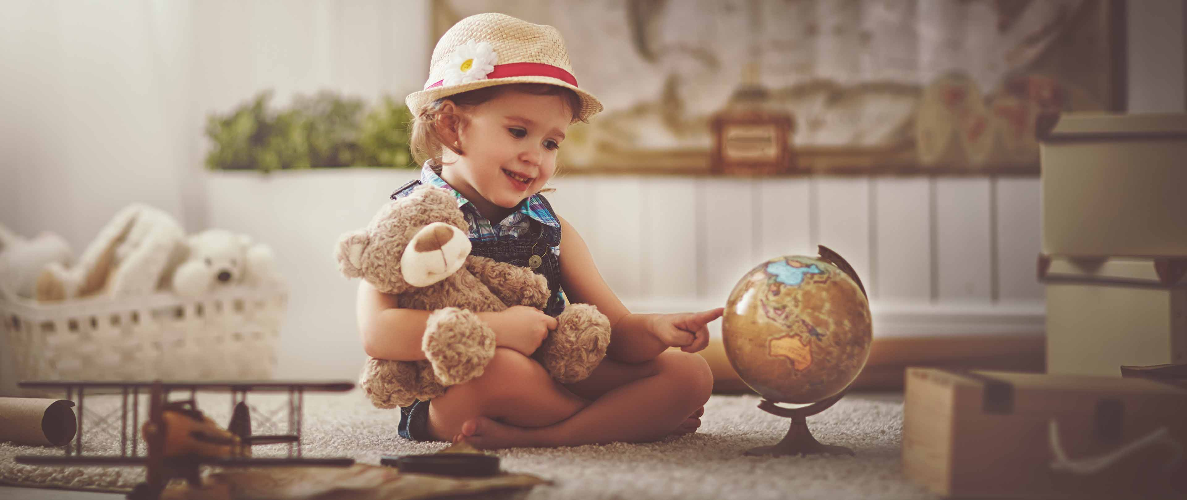 A guide to travelling with small children
