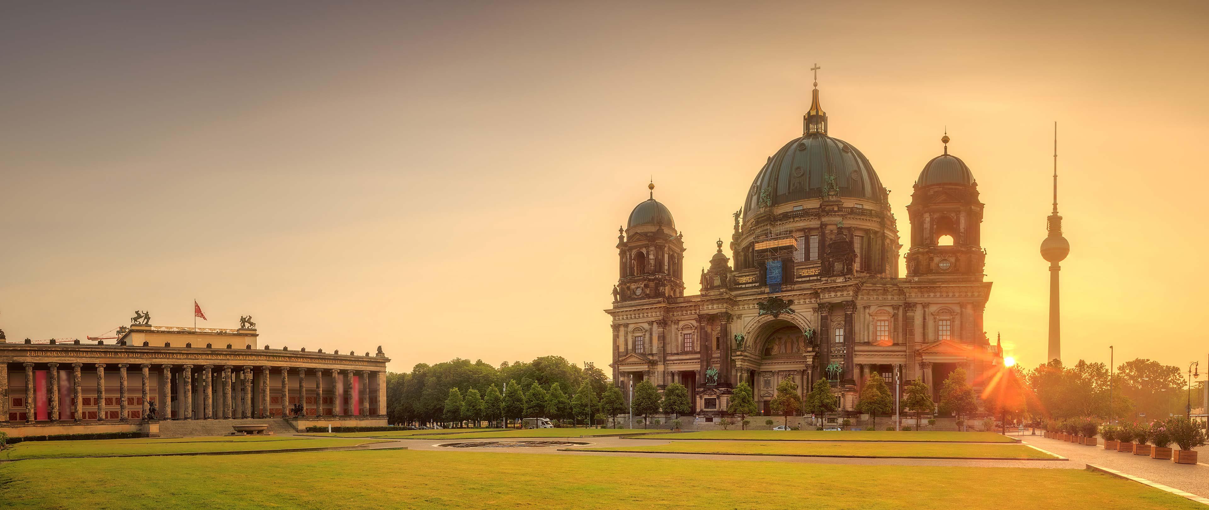 Top 5 Attractions in Berlin